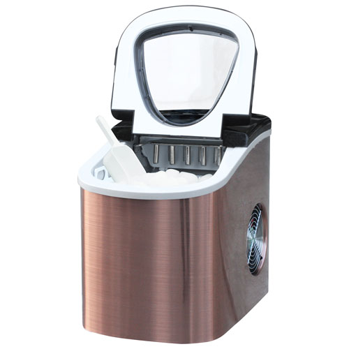 Frigidaire 26 lb. Freestanding Ice Maker - Copper