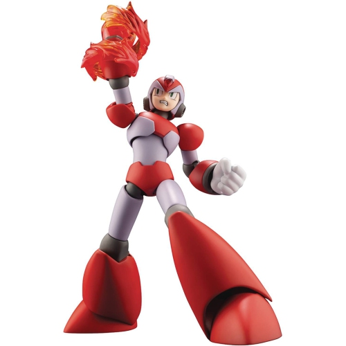 Megaman 6 Inch Model Kit - Mega Man X Rising Fire