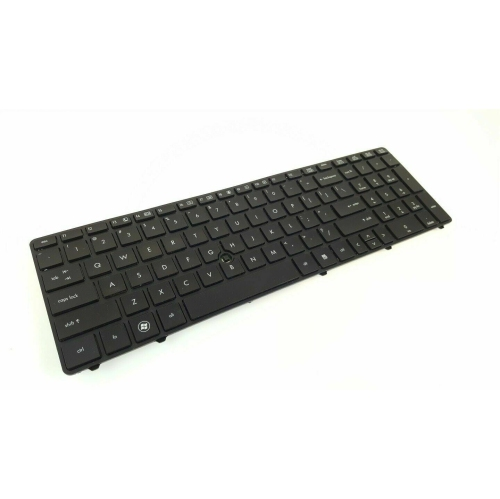 Laptop Keyboard For HP ProBook 6570b, 6560b with Pointer US-Layout, 9Z.N6GSF.L07 Refurbished