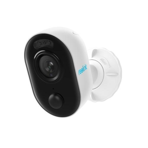 Caméra WiFi extérieure Reolink Lumus 1080p | Projecteur, vision nocturne couleur, IP65 étanche, audio bidirectionnel