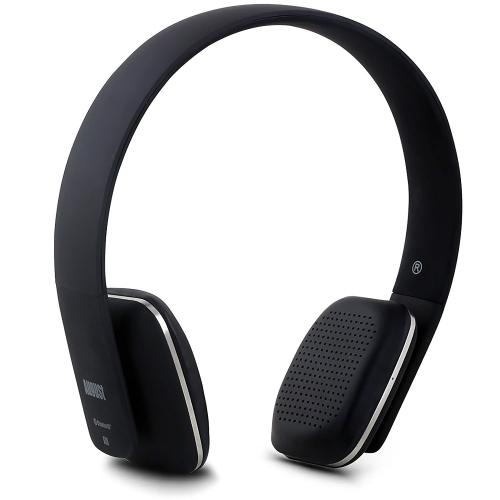 August EP636 Bluetooth Headphones - Wireless On-ear Headphones with NFC / Headset Microphone - Open Box