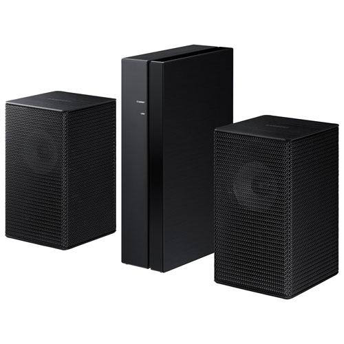 Ensemble de haut-parleurs arrière sans fil SWA-9100S/ZC de Samsung - Paire