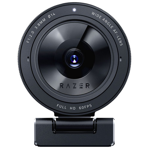 Caméra Web HD 1080p Kiyo Pro de Razer