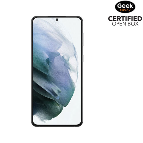 Samsung Galaxy S21+ 5G 128GB - Phantom Black - Unlocked - Open Box