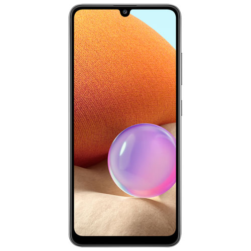 Galaxy A32 5G de 64 Go de Samsung - Noir - Déverrouillé