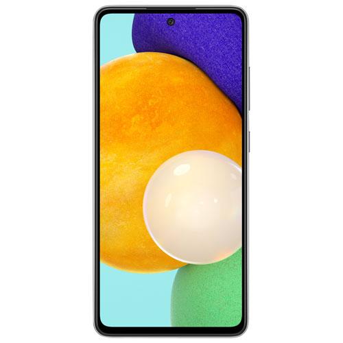 Galaxy A52 5G de 128 Go de Samsung - Noir - Déverrouillé