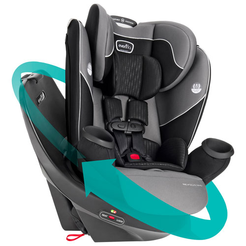 Evenflo Revolve360 All-in-One Car Seat - Amherst