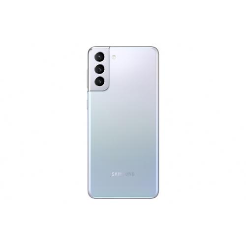 Téléphone intelligent Galaxy S21+ de 128 Go de Samsung - Argent fantôme - Déverrouillé - Boîte ouverte