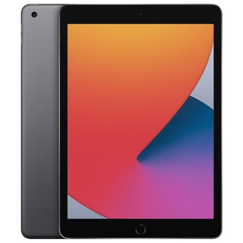iPad 10,2 po 32 Go avec Wi-Fi d'Apple - Gris cosmique - Remis à neuf