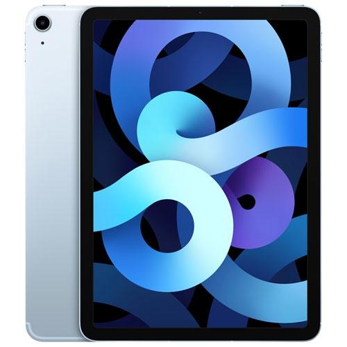 iPad Air 10,9 po 64 Go avec Wi-Fi d'Apple - Bleu ciel - Boîte ouverte