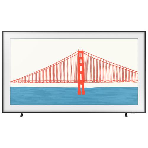 """Samsung The Frame 50"""" 4K UHD HDR QLED Tizen OS Smart TV - 2021"""