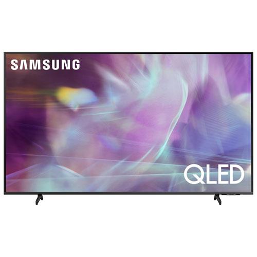 "Samsung 75"" 4K UHD HDR QLED Tizen OS Smart TV - 2021 - Titan Grey"