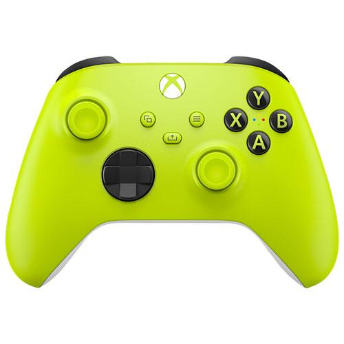 Manette de jeu sans fil pour Xbox - Volt électrique