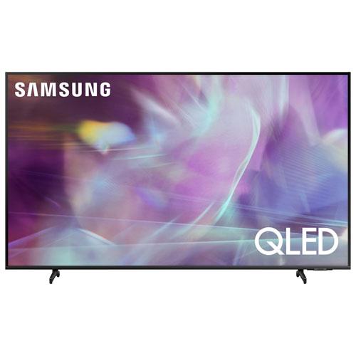 "Samsung 43"" 4K UHD HDR QLED Tizen Smart TV - 2021 - Titan Grey"