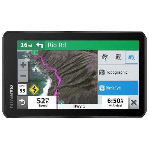 "Garmin All-Terrain Motorcycle 5.5"" GPS Navigator"