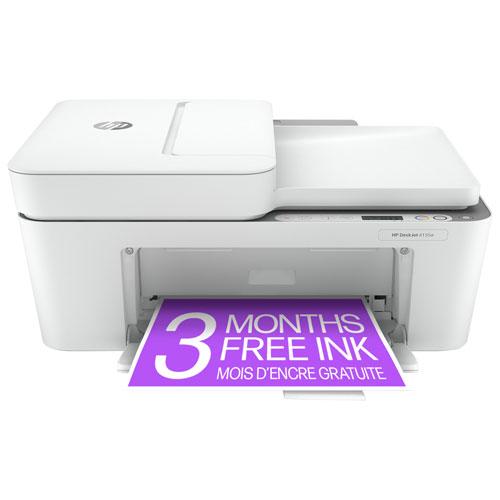 Imprimante à jet d'encre tout-en-un sans fil DeskJet 4155e de HP
