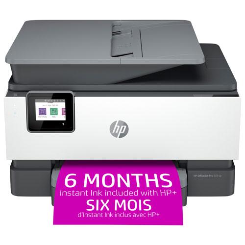 Imprimante à jet d'encre tout-en-un OfficeJet Pro 9015e de HP