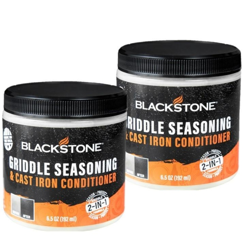Griddle Seasoning & Conditioner 2pk-(4114)