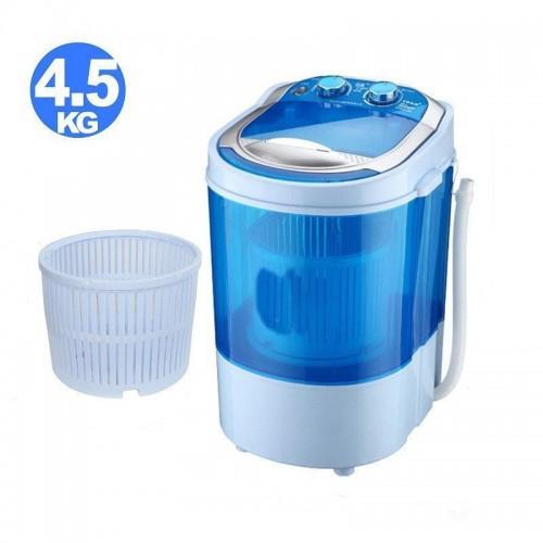 Mini laveuse et essoreuse portative de 4,5 kg