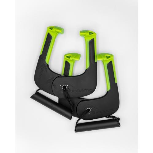 Duonamic Eleviia: World's Best Portable Pullup Bar - 250 lbs capacity