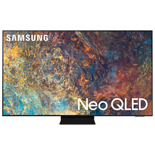 Téléviseur intelligent Tizen HDR QLED UHD 4K de 50 po de Samsung - 2021