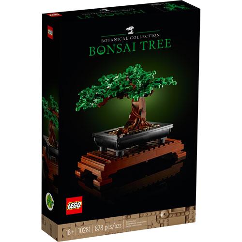 LEGO Botanical: Bonsai Tree - 878 Pieces