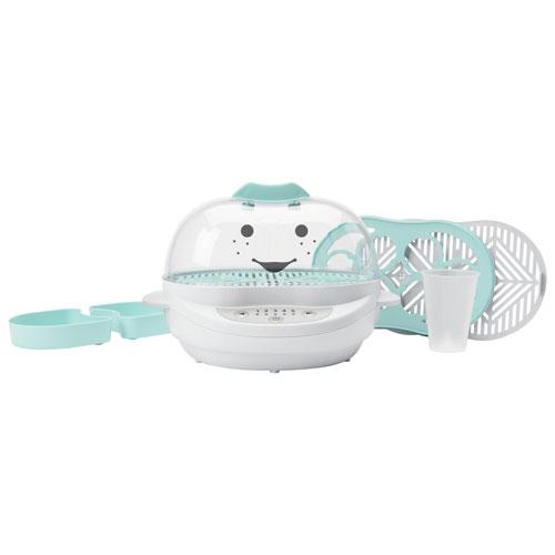 NutriBullet Baby Turbo Food Steamer - Teal/White