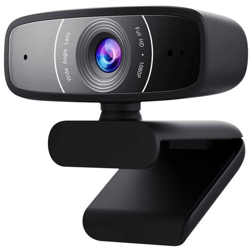 Caméra Web HD 1080p C3 d'ASUS