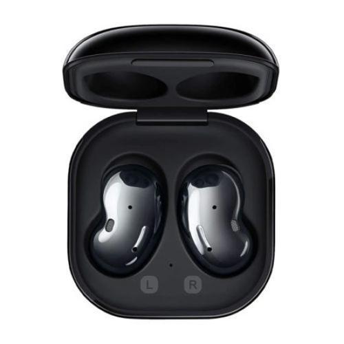 Samsung Galaxy Buds Live Bluetooth True Wireless Earbuds - Black - Certified Refurbished