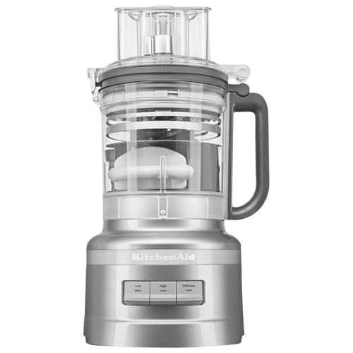 KitchenAid Food Processor - 13-Cup - Contour Silver