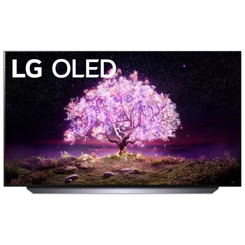 "LG 55"" 4K UHD HDR OLED webOS Smart TV - 2021"