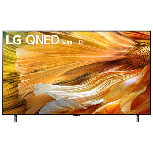 "LG 75"" 4K UHD HDR QNED MiniLED webOS Smart TV - 2021"