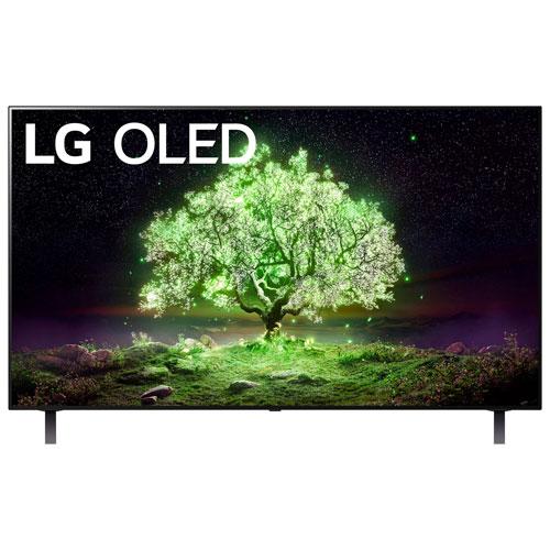 Téléviseur intelligent webOS HDR DELO UHD 4K de 48 po de LG - 2021