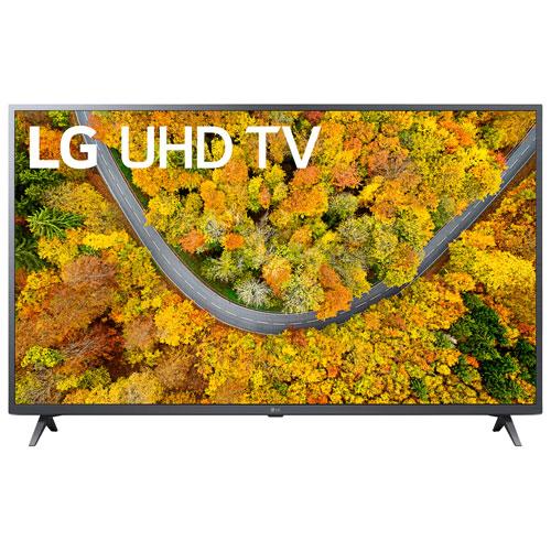 Téléviseur intelligent webOS HDR DEL UHD 4K de 50 po de LG - 2021