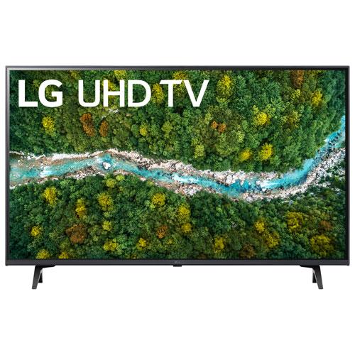"LG 43"" 4K UHD HDR LED webOS Smart TV - 2021"