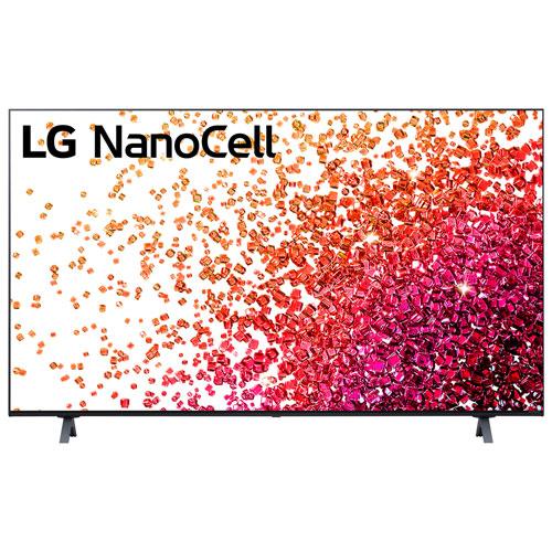 """LG NanoCell 55"""" 4K UHD HDR LED webOS Smart TV - 2021"""