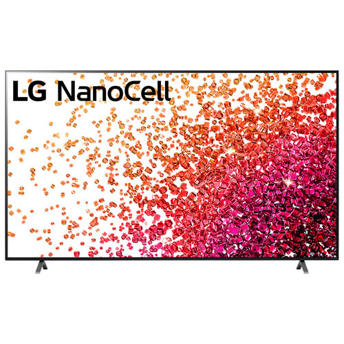 """LG NanoCell 86"""" 4K UHD HDR LED webOS Smart TV - 2021"""