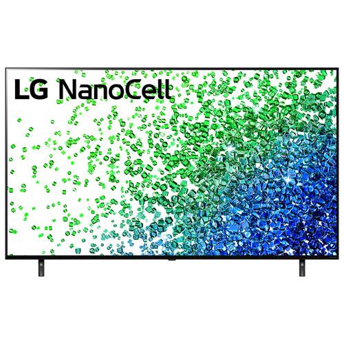 "LG NanoCell 50"" 4K UHD HDR LED webOS Smart TV - 2021 - Only at Best Buy"