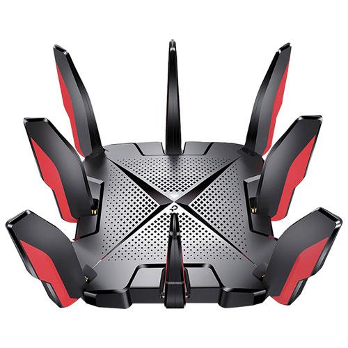 Routeur de jeu sans fil Wi-Fi 6 tribande Archer AX6600 de TP-Link