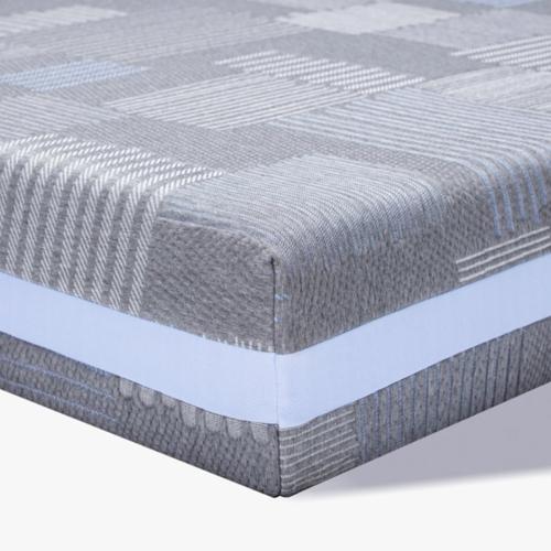 Matelas à plateau plat en mousse à gel de 11 po Posturepedic Optimum Trio Vivid de Sealy - très grand lit
