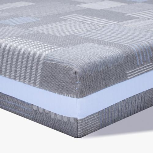Matelas Sealy Posturepedic Optimum Chill Trio Vivid à mousse mémoire en gel, à haut plat de 11po - Grand lit