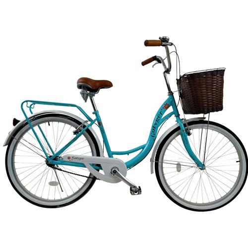 GoTyger Freewind 66 cm Road Bike - Blue