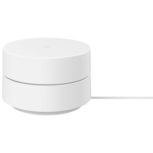 Routeur WiFi Google Nest - Neige