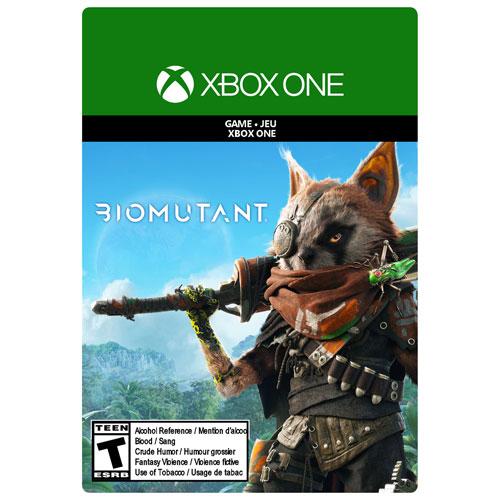 Biomutant - Digital Download