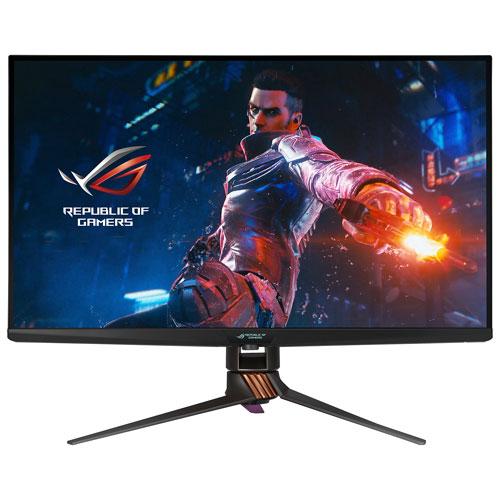 "ASUS ROG Swift 32"" 4K Ultra HD 144Hz 4ms GTG IPS LED G-Sync Gaming Monitor - Black"