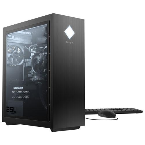 HP OMEN 25L Gaming PC