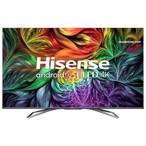 "Hisense 65"" 4K UHD HDR QLED Android Smart TV - 2021"