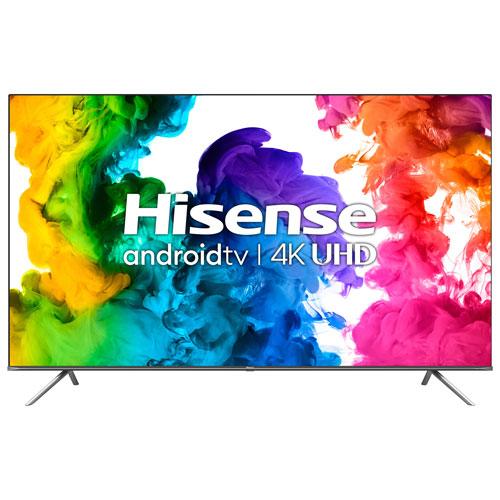 """Hisense 85"""" 4K UHD HDR LED Android Smart TV - 2021"""