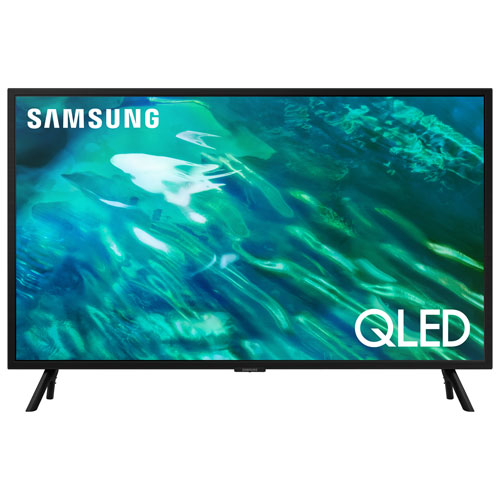 "Samsung 32"" 1080p HD HDR QLED Tizen Smart TV - 2021"