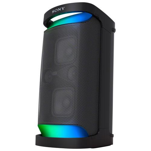 Sony XP500 Splashproof Bluetooth Portable Party Speaker - Black